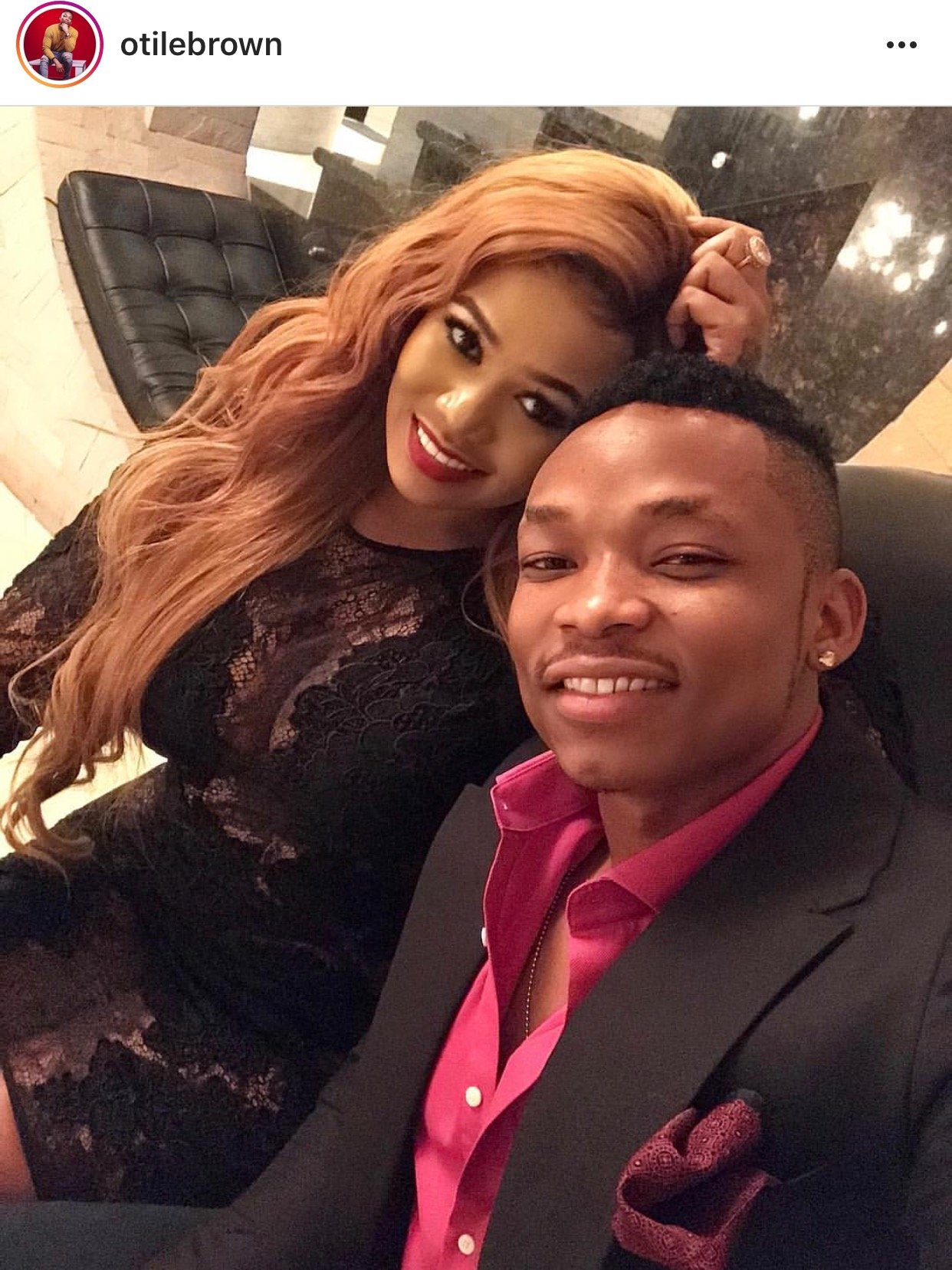 """Madem wote warembo uliona tu Vera Sidika?"" Otile Brown trolled by fellow artist on social media"