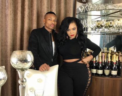 Otile Brown sheds some light on the type of relationship he has with Vera Sidika