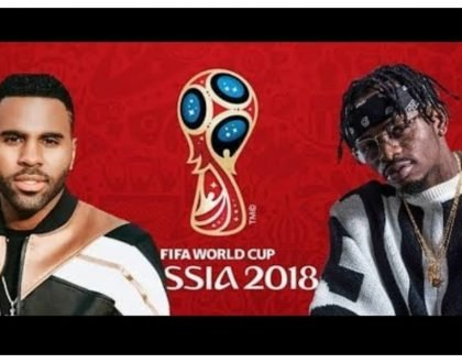 It's a banger! Coke finally releases 2018 World Cup song sung by Jason Derulo featuring Diamond Platnumz