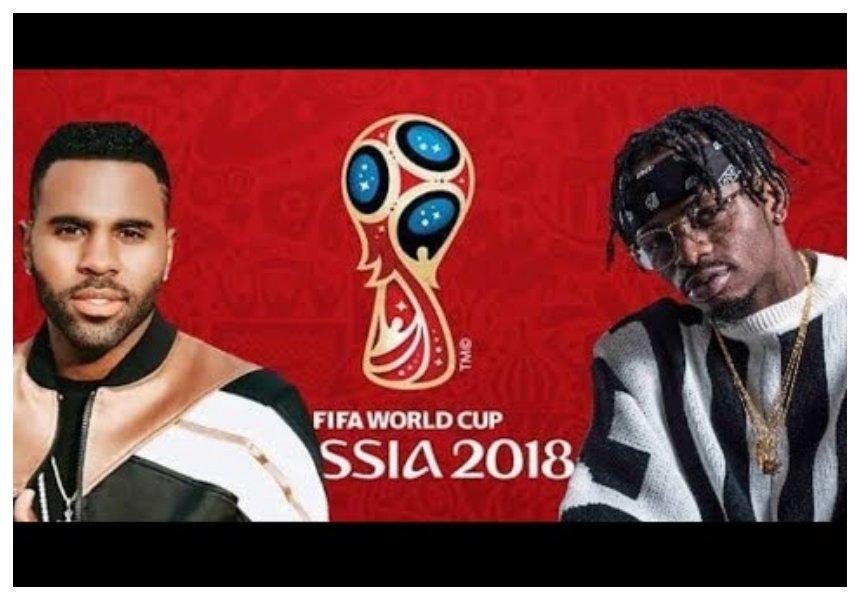 It's abanger! Coke finally releases 2018 World Cup song sung byJason Derulo featuring Diamond Platnumz