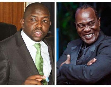 Drama as Jeff Koinange andSenator Kipchumba Murkomen face off on Twitter