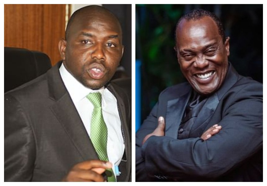 Drama as Jeff Koinange and Senator Kipchumba Murkomen face off on Twitter