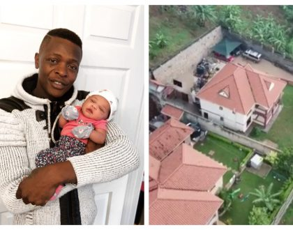 Jose Chameleone to turn his mansion into a museum