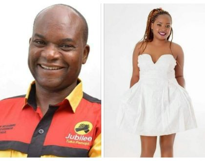 Moses Kuria sends message to Kirinyaga deputy governor caught with someone's wife at a cheap lodge
