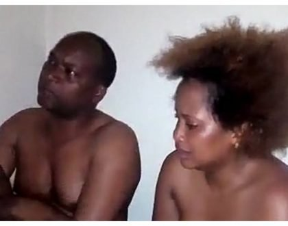 """""""How do you record the nudity of your own wife"""" ODM MP throws his weight behind Kirinyaga deputy governor"""