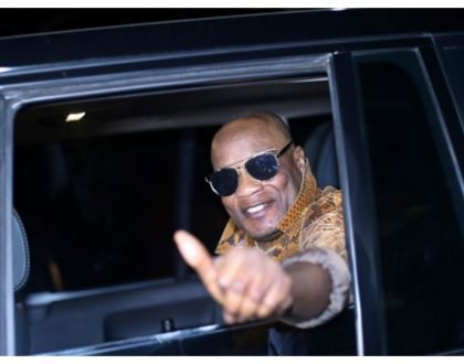 Governors ultimately return Koffi Olomide to Kenya after his dramatic deportation at JKIA