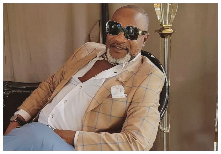 Koffi Olomide's Kes 23 million goes down the drain as Matiang'i denies him entry into Kenya