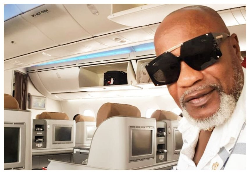 Kakamega governor sweet talks Uhuru's government to allow Koffi Olomide into the country