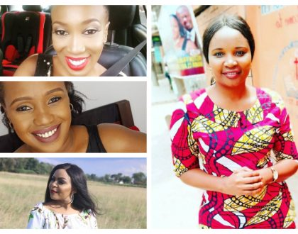 """Don't be ashamed of gospel"" Lady Bee sends message of encouragement to Size 8, Wahu and Amani"