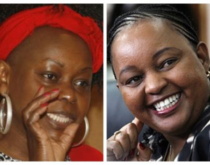 Millie Odhiambo reveals what would have happened if Waiguru was the one caught pants down instead of her deputy