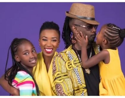 """Nikiwaacha they will live a full life"" Nameless speaks about principles he has instilled in his children"