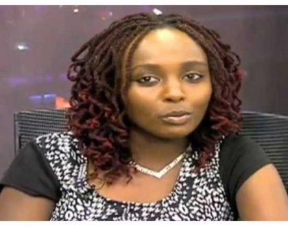 The end of city girl! Njoki Chege quits Daily Nation like Larry Madowo?