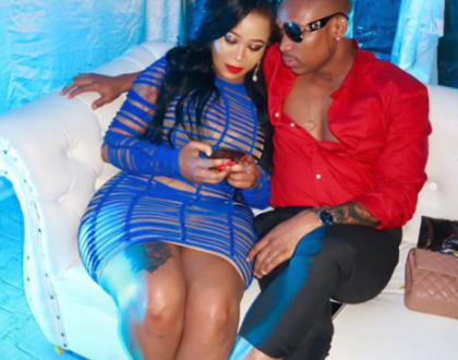 Otile pens romantic letter to Vera: Trust me, I have come across different kinds of womenbut they can't match your IQ