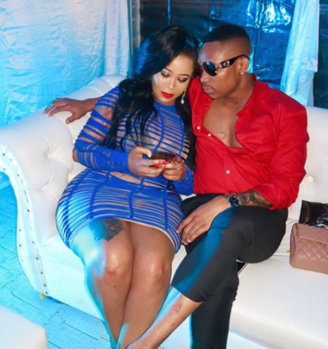 Otile pens romantic letter to Vera: Trust me, I have come across different kinds of women but they can't match your IQ