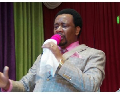 Flood disaster is caused by Uhuru's failure to obey calls for national thanksgiving - pastorGodfrey Migwi