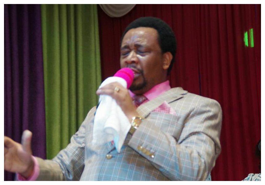 Image result for Pastor Godfrey Migwi