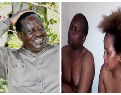 Raila Odinga stuns devolution conference in Kakamega as he jokes about the plight of Kirinyaga deputy governor
