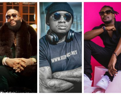 Rick Ross set to perform in Kenya alongside Khaligraph Jones and Nyashinski