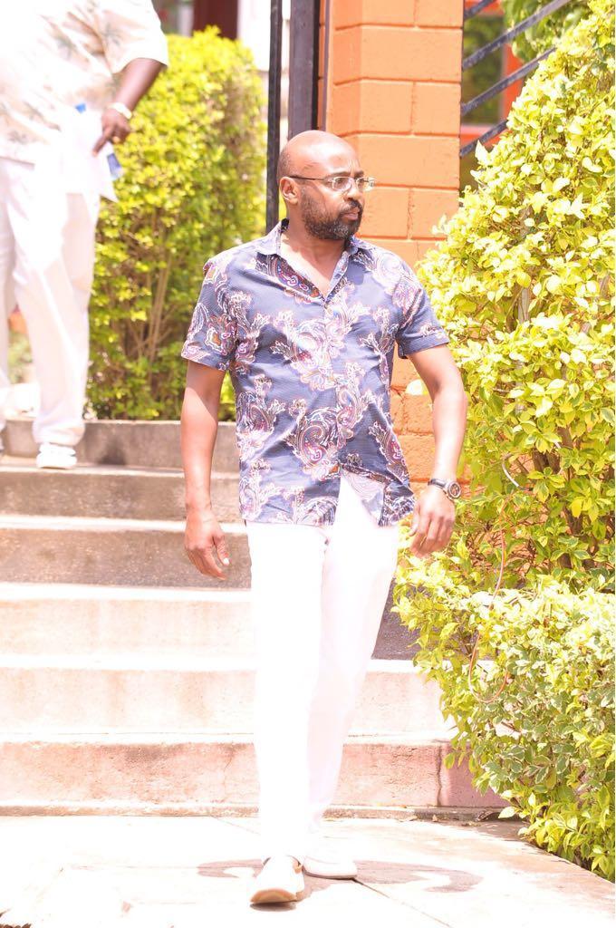 John Macharia