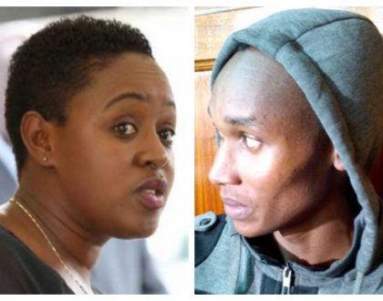 This Chacha guy will make Sabina Chege slaughter some people! Drama on Twitter as Sabina Chege and KOT tear into each other