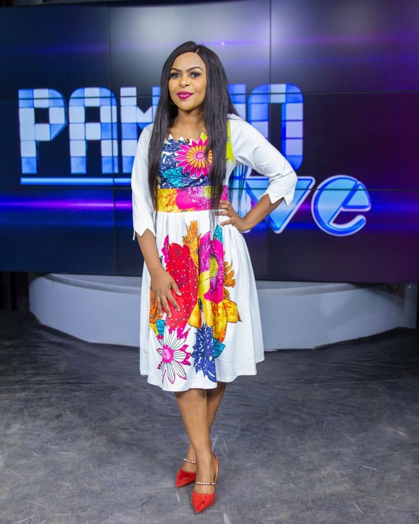 Size 8 reveals how her mother wanted to abort her