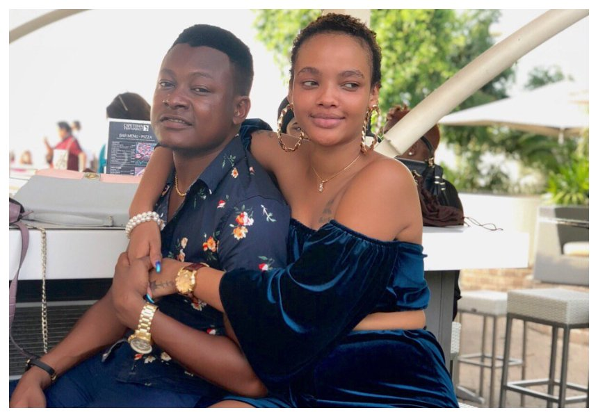 Wedding bells! Diamond's former side chick Tunda Sebastian set to marry TV presenter