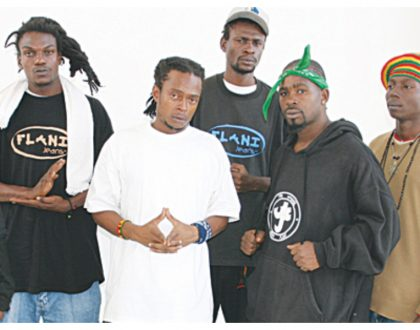 Kenya's most successful hip hop group Uko Flani reunite to hold mega concert in total darkness