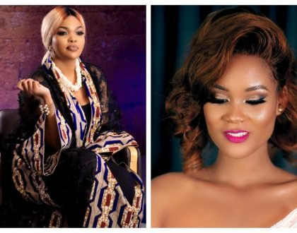 Hamisa Mobetto responds after new found-friend, Wema Sepetu back stabs her during interview