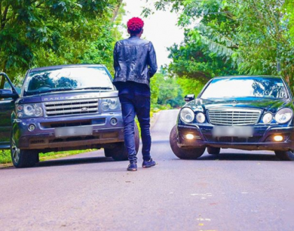 'Eric Omondi I want my money' Woman claims a 'broke' Omondi hired her car and is now unable to pay