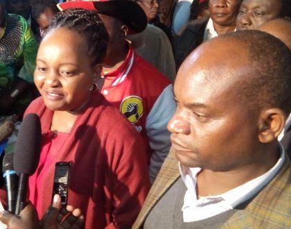 """It didn't happen in Kakamega"" Kirinyaga deputy governor explains in detail how he was caught naked"