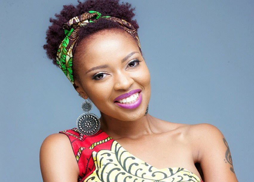 Kambua remembers her late dad with emotional post on social media