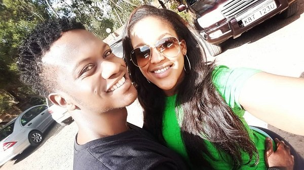 Kamene Goro loses boy friend, takes to social media to mourn
