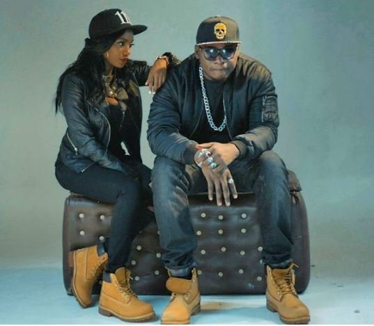 Khaligraph Jones hints that his relationship to rapper Cashy might be facing problems