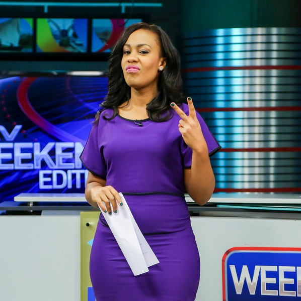 Rubadri leaves NTV for Citizen TV, Set to hold for a pregnant Lilian Muli