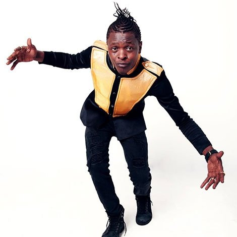 Ugandan singer Chameleone shows Kenyan artists how do it, parades new Mercedes worth millions