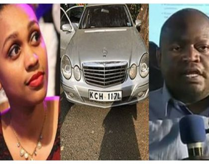Former KTN editor Aaron Ochieng thrown back in jail for failing to pay Joy Doreen Biira Kes 550,000