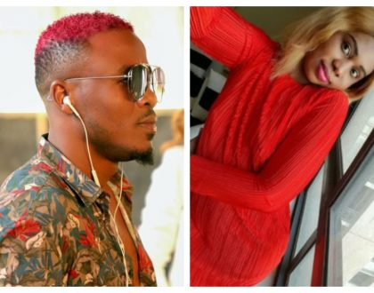 Jealous much?Alikiba's baby mamaHadija Hassan reveals the real reason why she sued him days after his wedding