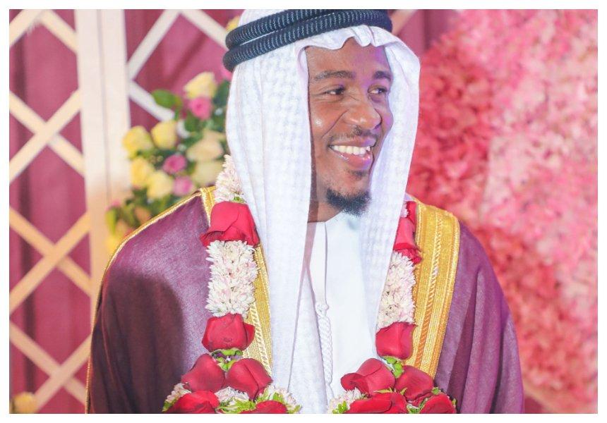 BusinesswomanHadija Hassan sues Alikiba days after his wedding
