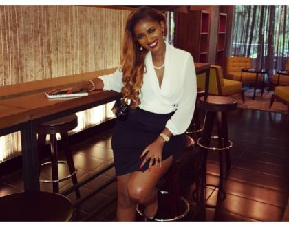 """Most men love to trap me in different ways"" Anerlisa Muigai reveals why she has bad luck in relationships"