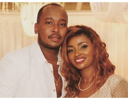 """He said he loves his quiet life"" Anerlisa Muigai finally confirms her boyfriend dumped her"