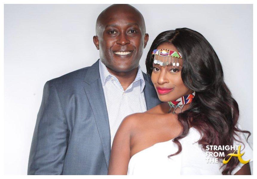 American TV starexpecting her first child with Kenyan husband Gerald Mwangi
