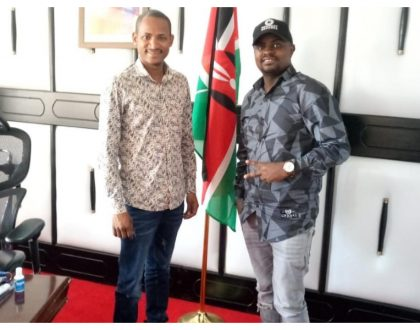 Babu Owino seeks Gabu's help for a new music talent search