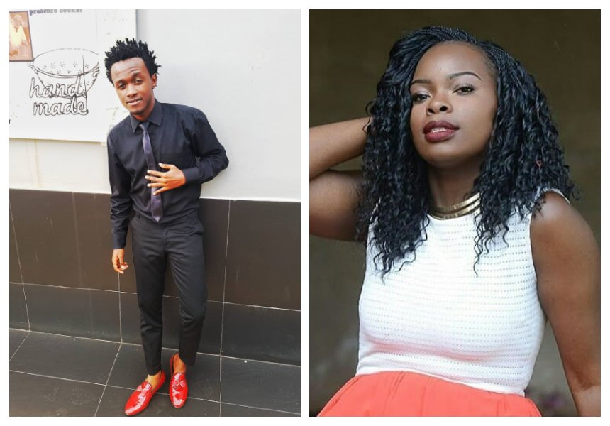 Bahati's ruthless reply after fans asked him to treat his baby mama with holiday trip