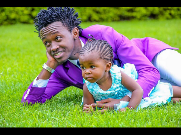 Bahati's daughter falls sick days after Heaven was hospitalized