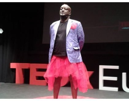 Kenyan gay authorBinyavanga Wainaina to relocate to South Africa after his wedding with Nigerian lover