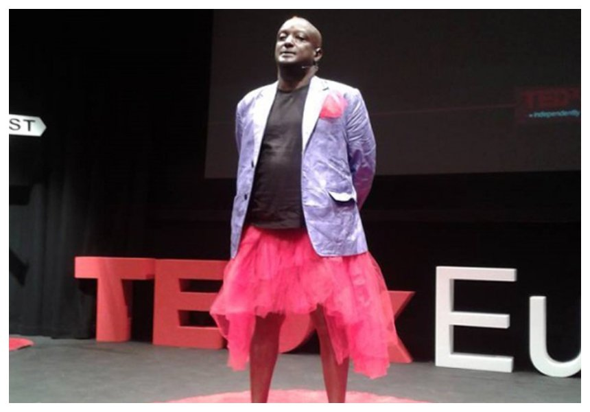 Image result for binyavanga wainaina