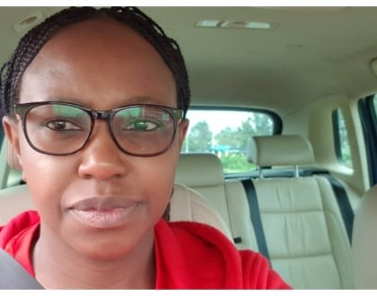 The pain of losing a brother and father to cancer! Carol Radull almost in tears as she narrates her story