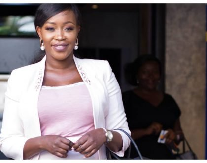 """I am proud to accept my appointment "" Terryanne Chebet appointed CEO after close to two years without a job"