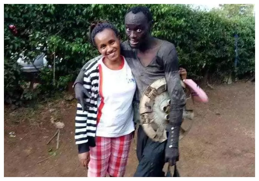 """""""I should have looked the other way""""Wanja Mwaura dumps former street urchin Hinga who'sslowly relapsing"""
