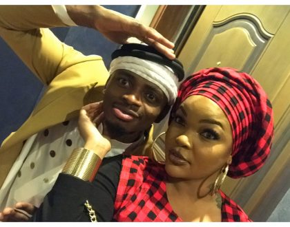 Queen Darleen roots for Wema Sepetu to date Diamond Platnumz